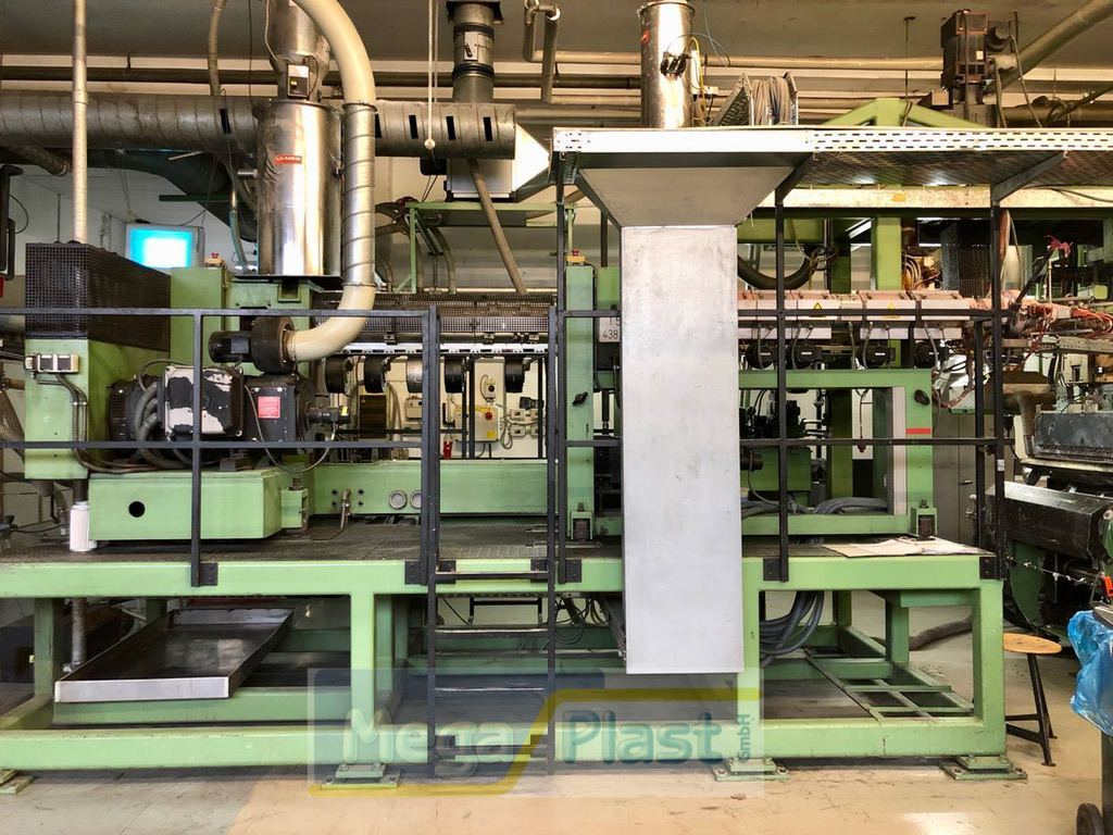 ILLIG RDM 70KB & Reifenhauser Sheet Extrusion Line