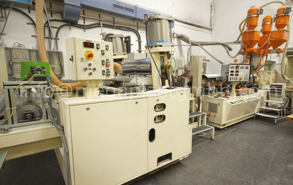 Flat film Extrusion DIAMAT