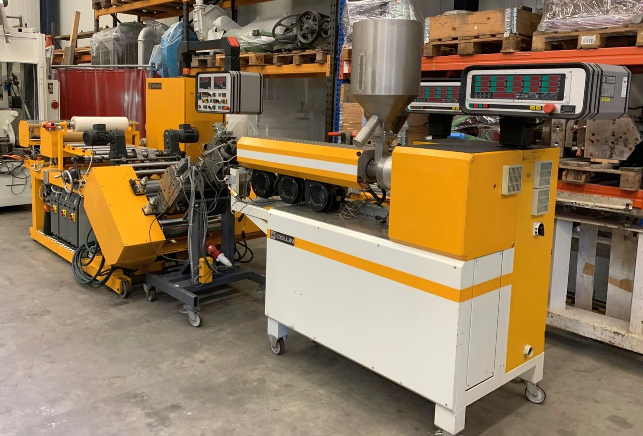 Collin Co-Extrusion Line