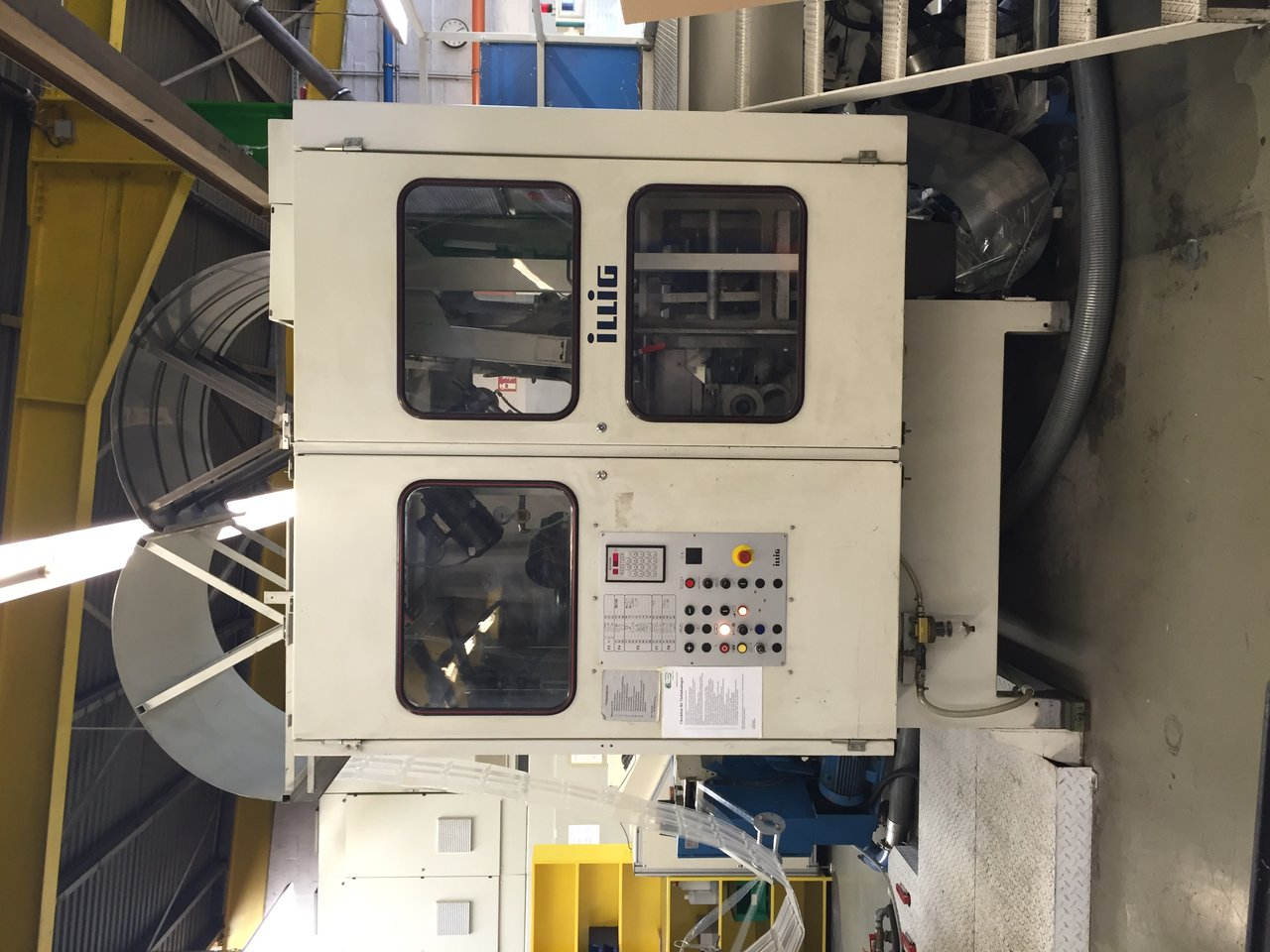 ILLIG STAL 80 Trim Press