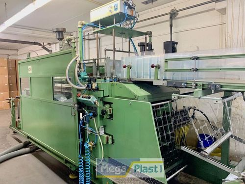 Gabler DSP550 Lid Thermoforming machine
